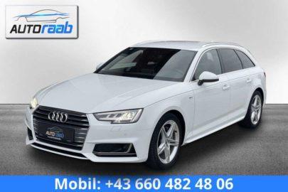 Audi A4 Avant 2,0 TDI S-line*VIRTUAL*RFK*ACC*MATRIX-LED bei Auto Raab, Johannes Raab, KFZ – und Reifenhandel in