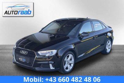 Audi A3 Limo 1,6 TDI Sport *XENON*NAVI*Sportpaket* bei Auto Raab, Johannes Raab, KFZ – und Reifenhandel in