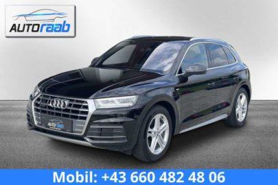 Audi Q5 quattro 2,0 TDI S-tronic S-line *LED*RFK*NAVI* bei Auto Raab, Johannes Raab, KFZ – und Reifenhandel in