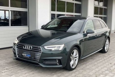 Audi A4 sport 2,0 TDI S-line **NAVI*VIRTUAL*RFK*APP** bei Auto Raab, Johannes Raab, KFZ – und Reifenhandel in