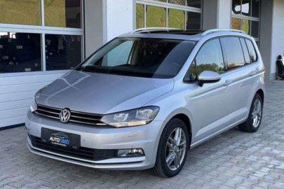 Volkswagen Touran 2,0 TDI SOUND *NAVI*STANDHZ*PANO*AHV*APP* bei Auto Raab, Johannes Raab, KFZ – und Reifenhandel in