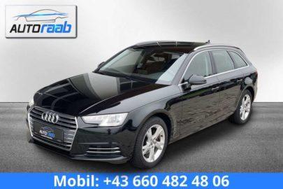Audi A4 Avant 2.0 TDI Sport **XENON*NAVI*LEDER* bei Auto Raab, Johannes Raab, KFZ – und Reifenhandel in