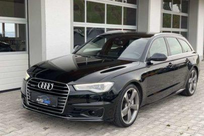 Audi A6 Avant 3.0 TDI quattro S-tronic*NAVI*STANDHZ*RFK bei Auto Raab, Johannes Raab, KFZ – und Reifenhandel in