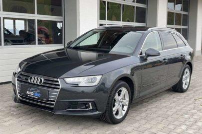 Audi A4 quattro sport S-tronic *NAVI*AHV*RFK*ACC*APP* bei Auto Raab, Johannes Raab, KFZ – und Reifenhandel in